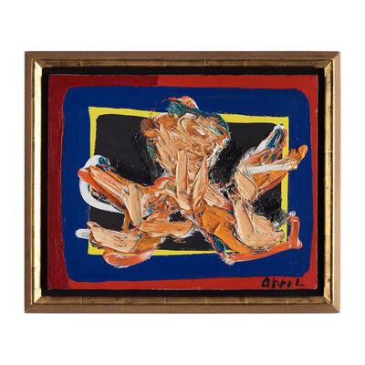 Karel Appel, 'The Archer Serie ', 1989