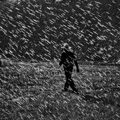 Matt Black, 'A farmer checks his sprinklers. Georgia, Sylvester, USA. ', 2017