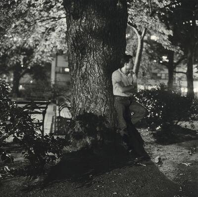 Peter Hujar, 'Gary in Park, 1981', 1981