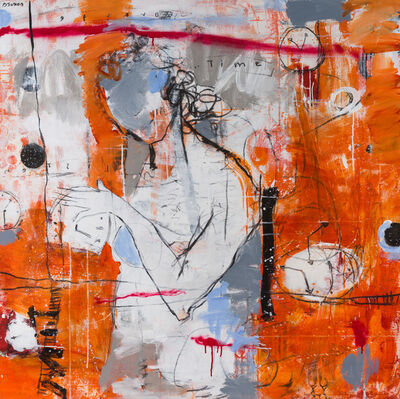 Beatriz Simon, 'Orange Time'