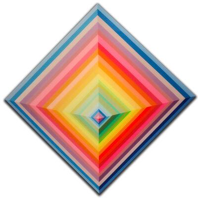 Kristofir Dean, 'Radiant Squares', 2016