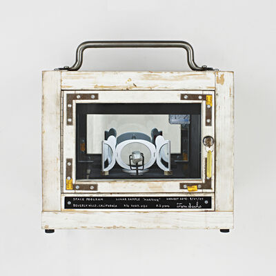 Tom Sachs, 'Moon Rock Box: Martine', 2007