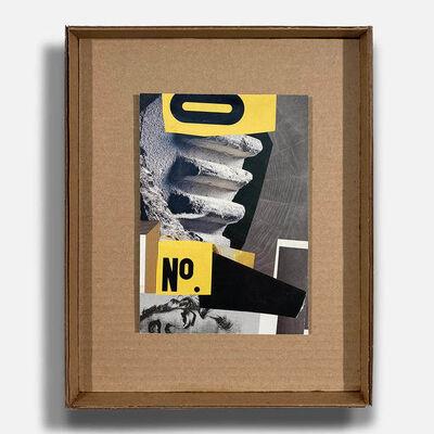 Kathleen King, 'Refusal #1', 2020