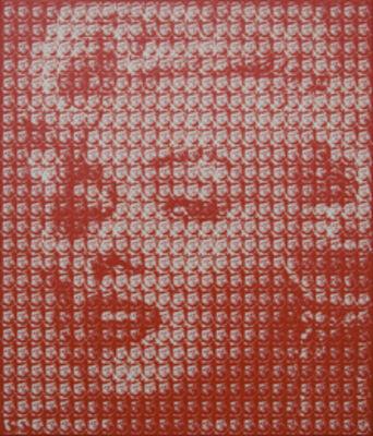 Kim Dong Yoo, 'Marilyn Monroe  (John F. Kennedy)', 2019