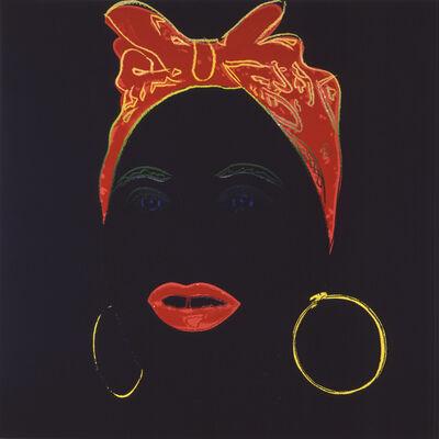 "Andy Warhol, 'Mammy from ""Myths"" portfolio', 1980"