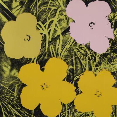 Andy Warhol, 'Flowers (F. & S. II.67)', 1970
