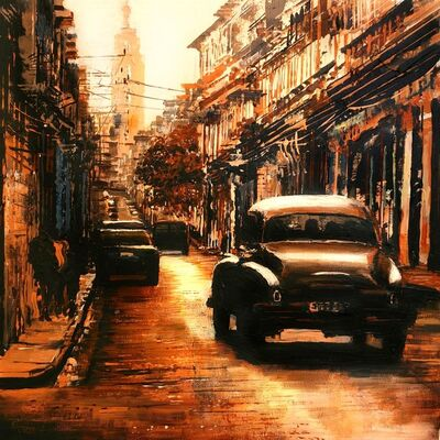 Ziv Cooper, 'From Cuba with Love', 2019
