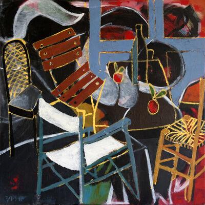 "Sotos Zachariadis, '""Chairs""', 2010"
