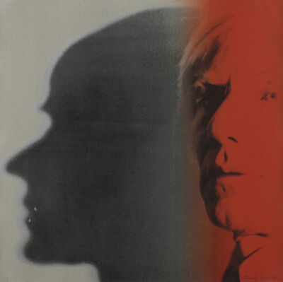 Andy Warhol, 'MYTHS: II.267: THE SHADOW', 1981