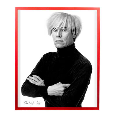 Andrew Unangst, 'Portrait of Andy Warhol ', 1985