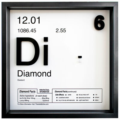Daniel Cohen, 'Diamond', 2018