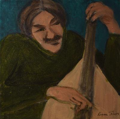 Regina Silvers, 'Cellist ', 2019