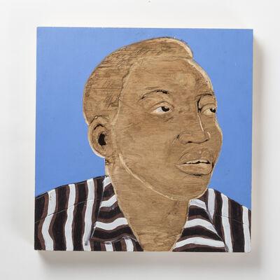 Aimé Mpane, 'Ikono Jérémie#78', 2014