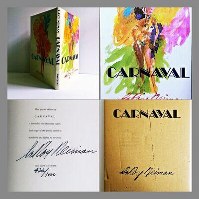 LeRoy Neiman, 'Carnaval', 1981