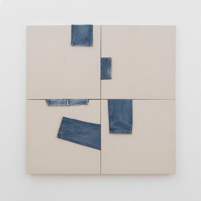 Martin Soto Climent, 'Azul - Rehilete', 2016
