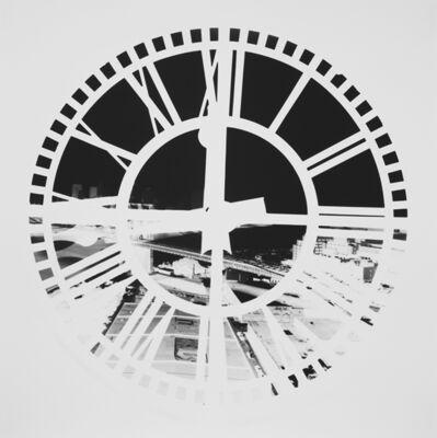 Vera Lutter, 'Clock Tower, Brooklyn: June 29, 2009', 2009