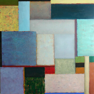 Robert Jessup, 'Square 27', 2018