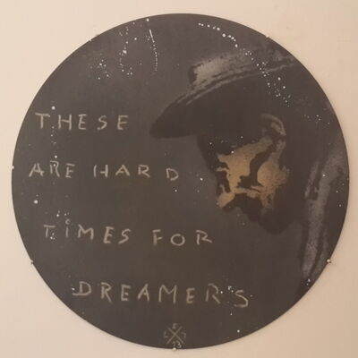 L.E.T., 'These Are Hard Times For Dreamers', 2014