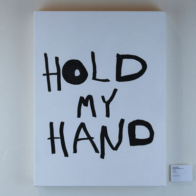 Davia King, 'Hold My Hand', 2018