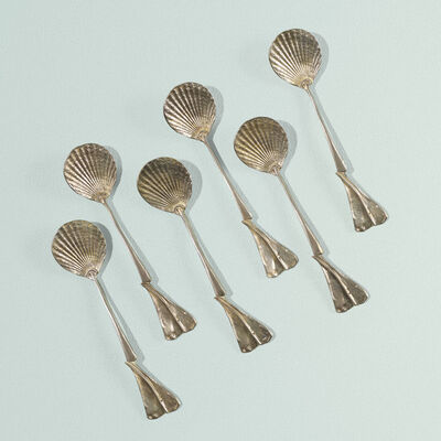 Claude Lalanne, 'Les Phagocytes spoons, set of six', c. 1991
