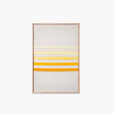 Nicole Patel, 'Turmeric Flag 002', 2018