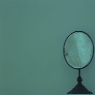 Jeannette Montgomery Barron, 'Cyan Mirror #1', 2018