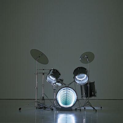 Iván Navarro, 'Drums', 2009