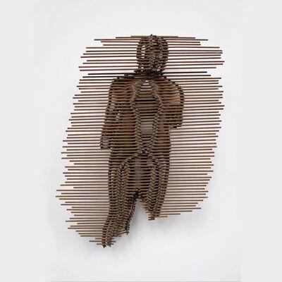 Peter Burke, 'Lattice Work Three (Oblique)', 2018