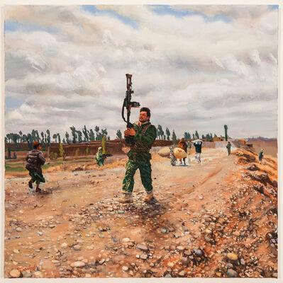 Steve Mumford, 'Afghan Soldier', 2016