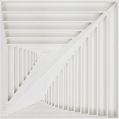 Ascânio MMM, 'Triângulos [Triangles] 7', 1969-2009