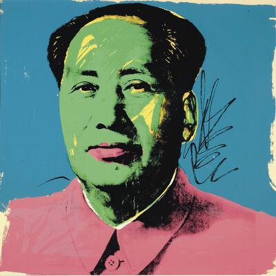 Andy Warhol, 'Mao II.93', 1972