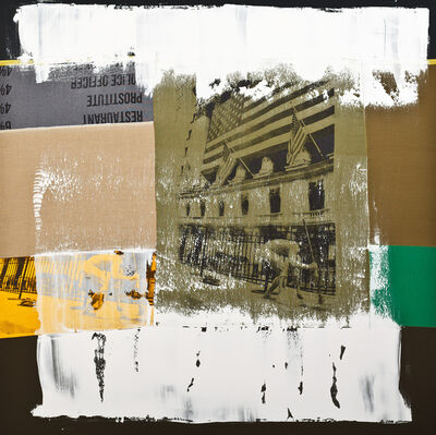 Zefrey Throwell, 'Sweeping Victory', 2012