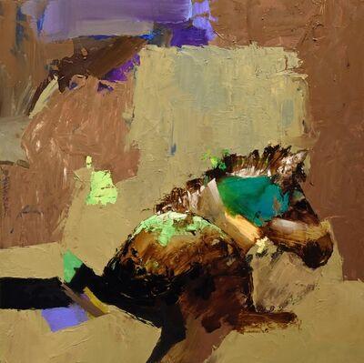 Rocky Hawkins, 'Malachite Horse', 2020