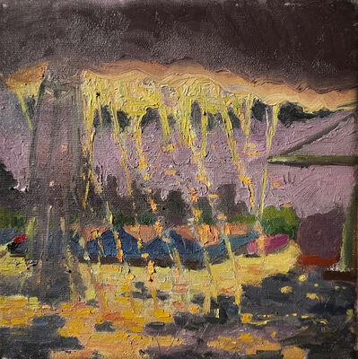 Asa Schick, 'Lover's Lane - Buttermilk Channel', 2012