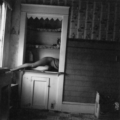 Francesca Woodman, 'Untitled, Providence, Rhode Island (P.102)', 1975 -1978
