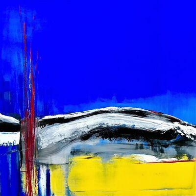Maria Gouta, 'EXPLOSION', 2018