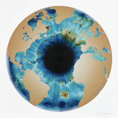 Marc Quinn, 'New Geography', 2020