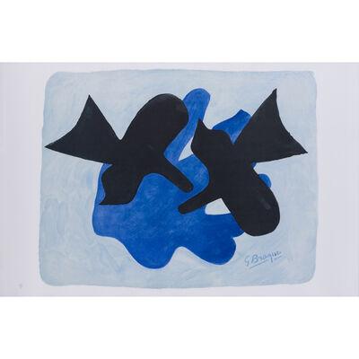 Georges Braque, 'Pelias et Nelee', 1963