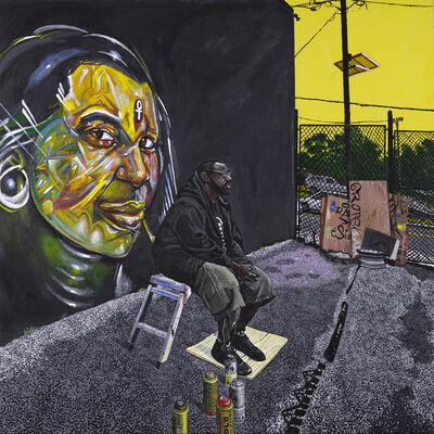 Mel Leipzig, 'Will Kasso', 2015