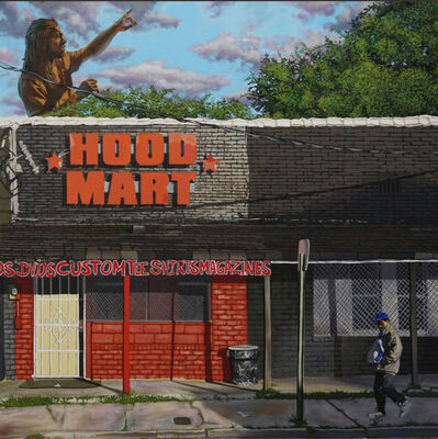 Alfred Conteh, 'Hood Mart (1 for 5, 3 for 10)', 2015