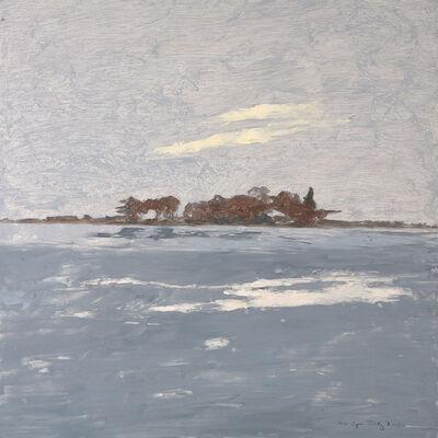Marilyn Turtz, 'Pond in Winter II'