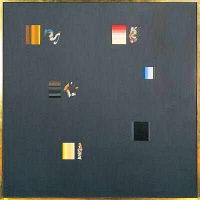 Jack Smith (1928-2011), '13 Elements on Black ( Sound + Silence)', 1970