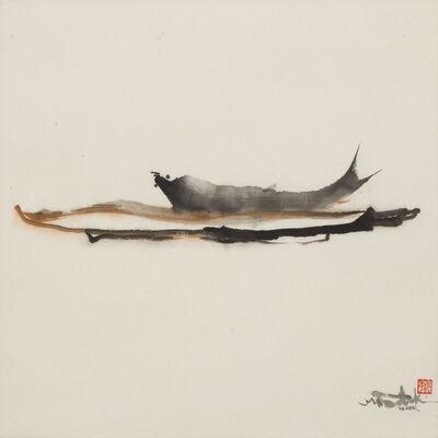 Minol Araki, 'Fish on Platter (MA-274)', 1978