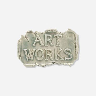 Robert Arneson, 'Art Works', c. 1970