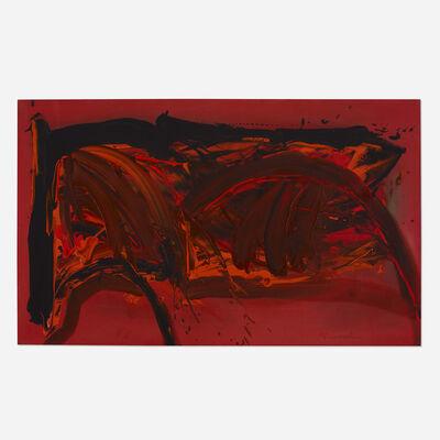 Matsumi Kanemitsu, 'Sunset Fox', 1971