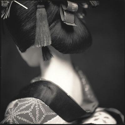 Hiroshi Watanabe, 'Azusa Tukamoto as Osome, Matsuo Kabuki', 2003