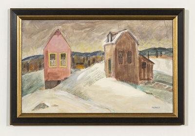 Charles Heaney, 'Winter', mid century
