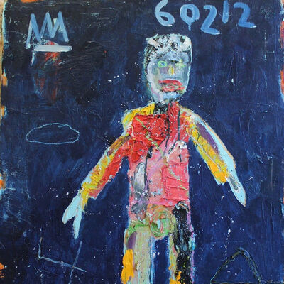 Michael Snodgrass, 'Chimayo Man', 2019
