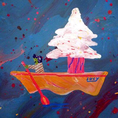 Misaki Kawai, 'Lucy's Cargo', 2009