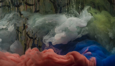 Kim Keever, 'Abstract 23717', 2016